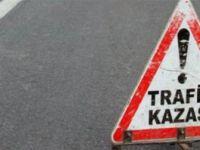 Elazığ, Merkez Polis Okulu Kavşağında Ambulansla Otomobil Çarpıştı: 2 Yaralı
