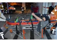 Alkollü Sürücü 11 İşçiyi Canından Ediyordu