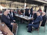"""Dr. Özen, """"Zonguldak Geleceğine Sahip Çıkacaktır"""""""