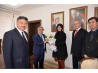 Vali Ahmet H. Nayir: 900 Yıllık Kütüphane Geleneğimiz Var