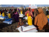 İhh Kuraklıkla Savaşan Somali Halkına Su Ve Gıda Yardımında Bulundu