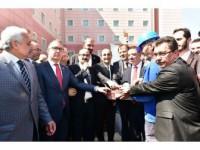 Yıldırım'dan Yüksek İhtisas Hastanesi'ne Modern Kreş