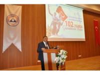 102. Yılında Çanakkale Ruhu Konuşuldu