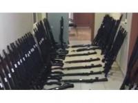 İstanbul'da 126 Av Tüfeği Ele Geçirildi