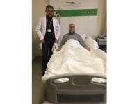 Kanserden Laparoskopi İle Kurtuldu