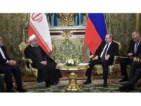 Putin Ve Ruhani Moskova'da Görüştü