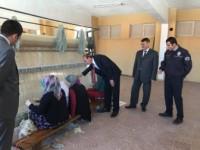 Çavdarhisar'da Halı Dokuma Kursu