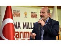 İçişleri Bakanı Soylu: Bugün Türkiye Güçlü, Kudretli Bir Ülkedir