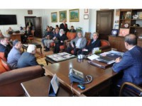Simav'da Referandum Toplantısı