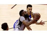 Rockets-warriors Maçı Rekorlara Sahne Oldu