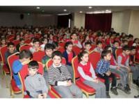 İlkokul Öğrencilerine 'Trafik Adabı Ve Çevre Bilinci' Dersi