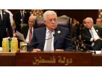 Filistin Devlet Başkanı Abbas: İsrail, İki Devletli Çözüm Planlarını Baltaladı