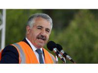 Bakan Arslan'dan Doğu Karadeniz'e Tren Müjdesi