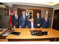 Başbakan Binali Yıldırım Niğde Belediyesi'ni Ziyaret Etti
