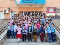 Somalı Miniklere Trafik Eğitimi Verildi
