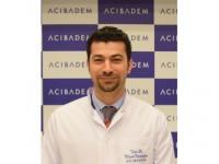 Dr. Murat Tandoğan Acıbadem Kayseri Hastanesinde Göreve Başladı
