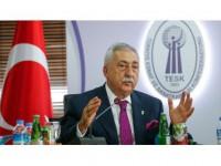 Tesk Başkanı Palandöken: Prim Ödeme Gün Sayısı Düşürülmeli
