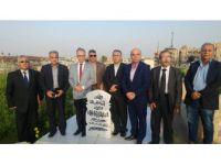 Türk Dünyası Heyeti Kerkük'te temaslarda bulundu