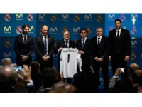 Real Madrid'e Yeni Sponsor