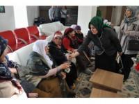 Yozgat'ta Huzurevinde Kandil Programı Düzenlendi