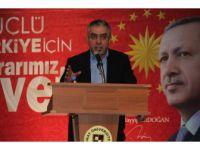 Cumhurbaşkanı Başdanışmanı Uçum: ''Anayasa Değişikliği Bir Sistem Reformu''
