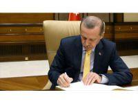 Cumhurbaşkanı Erdoğan, 15 Kanun Onaylayarak Başbakanlığa Gönderdi