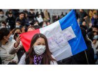 Paris'te Çinli Göçmenlerin Polise Öfkesi Devam Ediyor