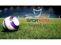 Spor Toto Süper Lig'de 26. Hafta Maçları Oynanacak