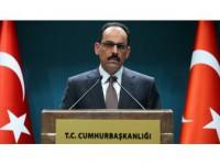 Cumhurbaşkanlığı Sözcüsü Kalın: Abd'nin Adil Öksüz Açıklamasını Tatminkar Bulmadık