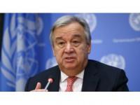Bm Genel Sekreteri Guterres'den İsrail'e Kınama