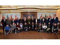 Genelkurmay Başkanı Orgeneral Akar'a Mezun Olduğu Okuldan Ziyaret