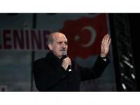 Başbakan Yardımcısı Kurtulmuş: Referandum Küçük Türkiye İle Büyük Türkiye Arasında Bir Seçim