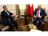Başbakan Yıldırım: Soydaşların Yanında Yer Almaya Devam Edeceğiz