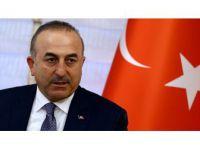 Dışişleri Bakanı Çavuşoğlu'ndan Kıbrıs İçin Telefon Diplomasisi