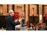 CHP Genel Başkanı Kemal Kılıçdaroğlu, Sanatçılarla Bir Araya Geldi