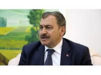 Bakan Eroğlu Anadolu Ajansı'nın 97. Yaşını Kutladı