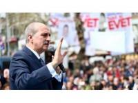 Başbakan Yardımcısı Kurtulmuş: Milletin Adamı Olmayan Kimse Cumhurbaşkanı Olamayacak