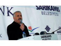 Bakan Arslan: 'Müreffeh Bir Türkiye İçin 16 Nisan İyi Bir Fırsattır'