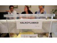 Avrupa'da Oy Vermede Son İki Gün