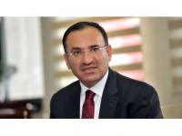 Adalet Bakanı Bozdağ: Türk Halkı Asırlık Tartışmaya Son Noktayı Koyacaktır