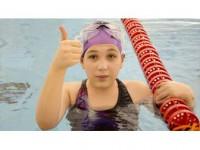 Görme Engelli Yüzücünün Azim Dolu Hikayesi