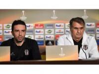 Beşiktaş Teknik Direktörü Güneş: Şaheser Ortaya Koymak İstiyoruz
