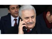 Başbakan Yıldırım'dan Borisov'a Tebrik Telefonu