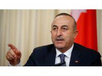 Bakan Çavuşoğlu: AGİT'i uyardı!