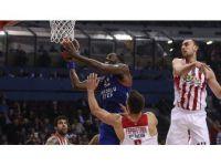 THY Avrupa Ligi'nde Olympiakos 1-0 Öne Geçti