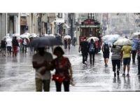 Meteoroloji Genel Müdürlüğünden Sağanak Uyarısı