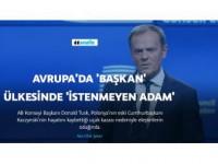 """Avrupa'da 'Başkan"""" Ülkesinde 'İstenmeyen Adam'"""