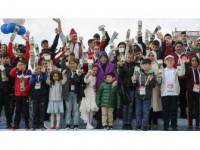Semiha Yıldırım, 81 İlden Çocuklarla Bir Araya Geldi