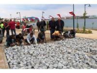 Şehit Polis Fethi Sekin'in İsmi Ayvalık'ta Parkta Yaşayacak