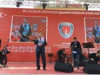 Şampiyon Sancaktepe Belediyespor 2. Lige Yükseldi